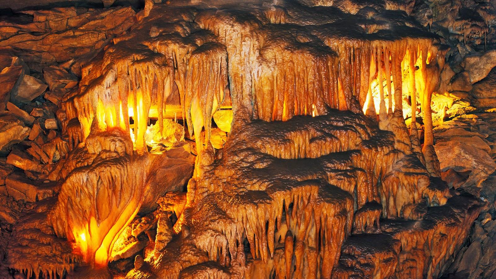 caverna mammoth cave en kentucky