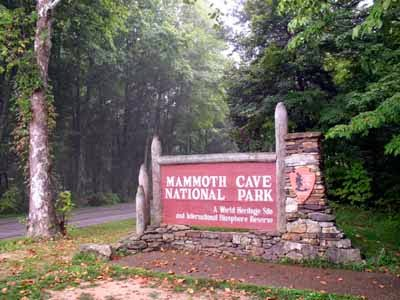 caverna mammoth cave en kentucky
