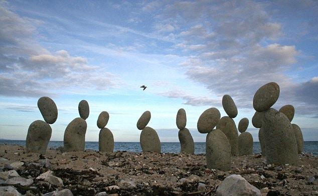 balancing stones adrian gray